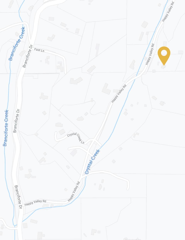 Santa Cruz Location Map